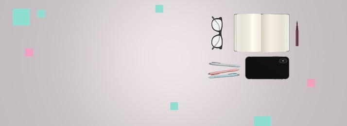 notepad văn phòng phẩm máy tính xách tay mô hình, Màu Xanh, Trắng, Giản Ảnh nền