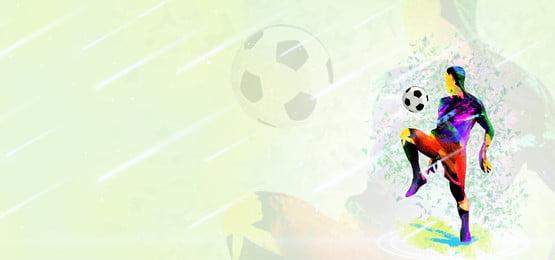 Football match Chinese football painted creative children s football team Chinese Football Poster Imagem Do Plano De Fundo
