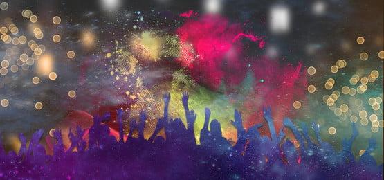 जुनून कार्निवल पार्टी कॉन्सर्ट, पृष्ठभूमि, पृष्ठभूमि, चरित्र पृष्ठभूमि छवि