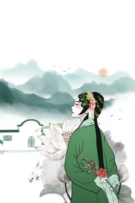 peking opera culture poster background , Beijing Opera, Culture, Propaganda Background image