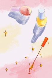 nail art poster nail flyer manicure beauty manicure , Nail, Fashion, Beauty Manicure Imagem de fundo