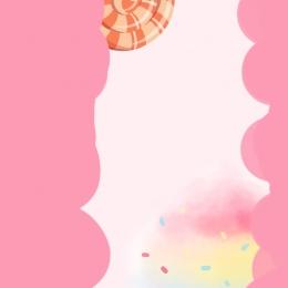 pink background minimalistic background summer background ice cream machine , Picture, Promotion, Machine Imagem de fundo