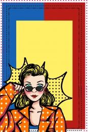 促銷活動海報 促銷活動背景 pop海報 pop促銷海報 , Pop波普促銷海報, 海報風格, 炫彩海報 背景圖片