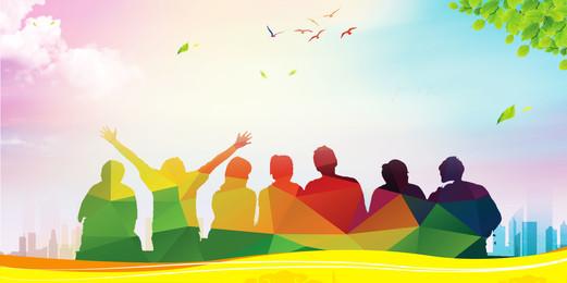 التخرج الشباب الحرية النجاح, النجاح, الصداقة, الفراق صور الخلفية