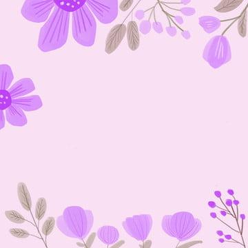 purple watercolor background flowers lace flower frame background , Main, Watercolor Background Flowers, Flowers Hintergrundbild