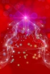 Red festive business bonus Red Poster Background Imagem Do Plano De Fundo