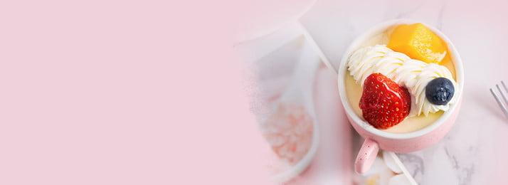 romantic dessert cookies poster, Promotion, Web Background, Happy Imagem de fundo