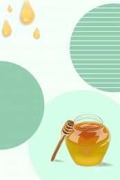 Sinh thái nguyên thủy tự nhiên nguyên chất mật ong mật ong rừng Thực Mật Ong Hình Nền