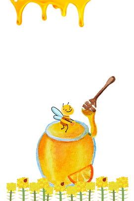 सरल बनावट छायांकन मधुमक्खी , सरल, शहद, छत्ते पृष्ठभूमि छवि