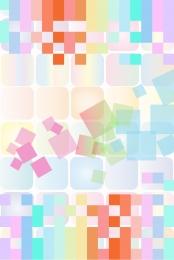 square square color bump , Vibrant, Geometric, Creative zdjęcie w tle