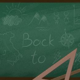 school school study blackboard , Blackboard, Promotion, Main Imagem de fundo