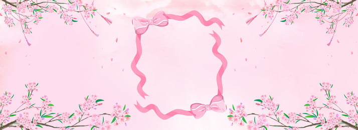 Summer pink banner background, Summer, Pink, Banner Background image