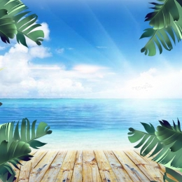 夏天背景 夏日海邊 藍色大海 夏天 , 夏天背景, 夏日海邊, 藍色大海 背景圖片
