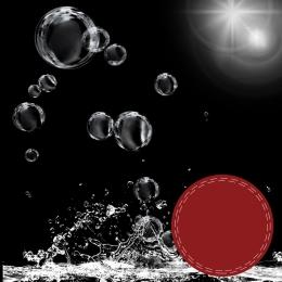 シンプル 水背景 黒背景 スキンケアプロモーション , シンプル, メイン画面の背景, スキンケアプロモーション 背景画像