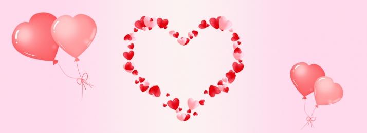 Hari Valentine Surat Latar Belakang Foto Hari Valentine