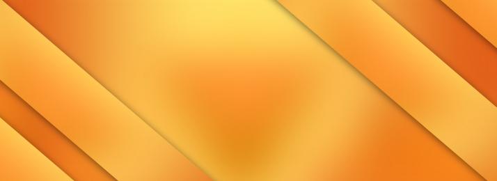 taobao tmall yellow geometric gradient promotion banner, Taobao, Tmall, Yellow Background image