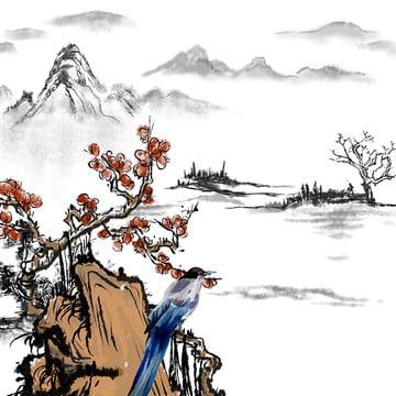 壁画 壁掛け 装飾壁紙 中国の背景 , テレビの壁, 壁掛け, 中国の背景 背景画像
