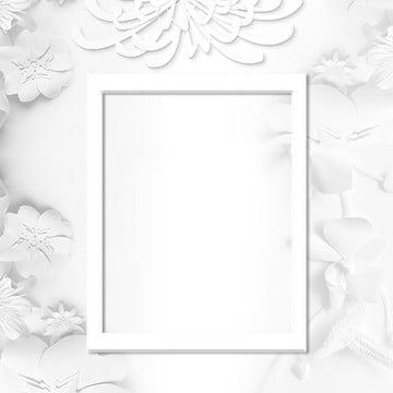 White simple flattened flower , White, Female, Main Map Hintergrundbild