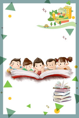 children book day books book posters , Children, Day, Book Фоновый рисунок