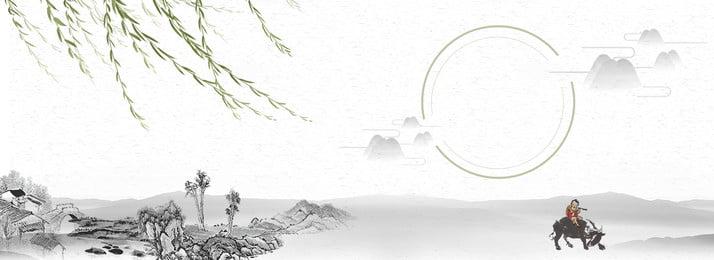 고대 스타일 잉크 그림 qingming 시즌 qingming 축제, 축제, Qingming 축제, 고대의 배경 이미지