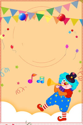 april fools day clown bunting april fools day , April, Background, Background Imagem de fundo