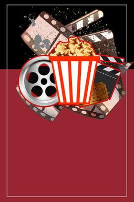 watching movies putting movies popcorn screenings , Design, Movies, Atmospheric Imagem de fundo