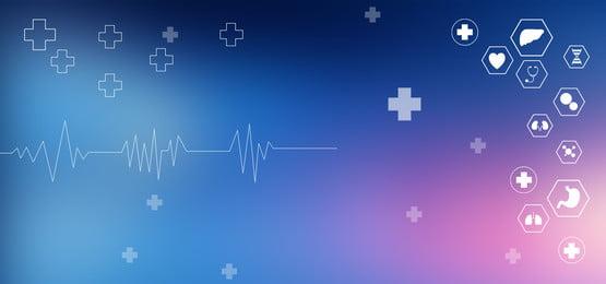 medical hospital minimalist medical technology, Medical Symbol, Medical Technology, Poster Фоновый рисунок