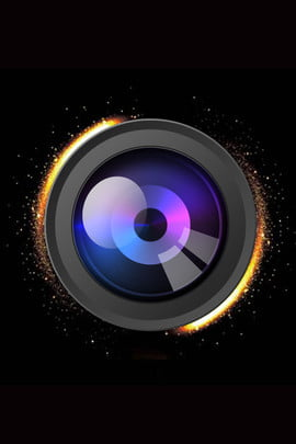 Đen mát mẻ nhiếp ảnh lớp đào tạo , Máy ảnh, ảnh, Màu Ảnh nền