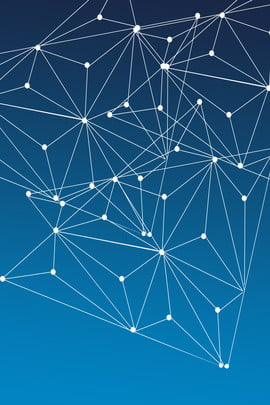 Blue gradient dotted technology PSD Layered Geometry Imagem Do Plano De Fundo