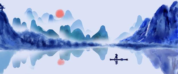 파란색 스테핑 전면 무덤 qingming 축제, 청색, 전면 무덤, 의미있는 배경 이미지