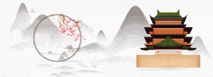 charm nanchang du lịch du lịch nam xương công ty du lịch, Nanchang, Áp Phích Nền, Ấn Tượng Nam Xương Ảnh nền