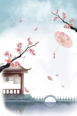 jiangnan पानी टाउन वास्तुकला गार्डन लैंडस्केप पर्यटन , चीनी, पर्यटन, के पृष्ठभूमि छवि