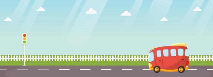 city landscape traffic vehicle, Clouds, Landscape, Sign Imagem de fundo