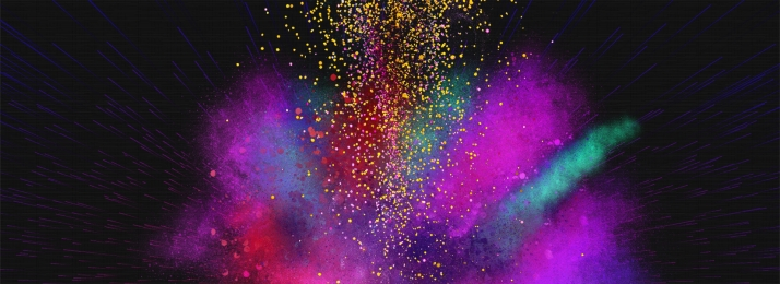 Colorful splash ink background gouache splash watercolor Colorful Colorful Splash Фоновое изображение