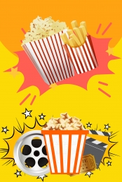 cinema cinema popcorn movie guide , Cinema, Cinema, Movie Ads Imagem de fundo