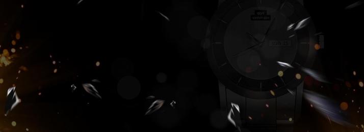 デジタルポスター 時計のポスター 時計のバナー 淘宝網, 淘宝網, デジタルポスター, Tモール 背景画像