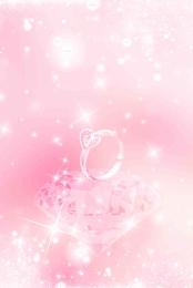 ダイヤモンドの愛 結婚式 貴族の贅沢 ジュエリー , Psdソースファイル, ファッションダイヤモンドジュエリーネックレス, ダイヤモンド 背景画像