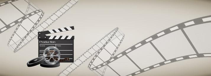 film film retro photo album banner, Film, Photo Album Banner, Film Фоновый рисунок
