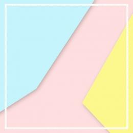 フラットジオメトリ ゼリーの背景 幾何学的な背景 ファッションアパレル , フラットジオメトリ, ゼリーの背景, メインマップ 背景画像