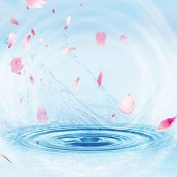 美容 ファッション 水分補給 化粧品のポスター , スキンケア, 化粧品のポスター, メンテナンス 背景画像