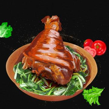gourmet delicious beef jerky chili , Beef, Picture, Black Background Imagem de fundo