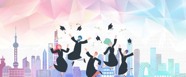 bối cảnh lễ tốt nghiệp lễ tốt nghiệp lễ tạ ơn giấc mơ bay, Lễ, Poster, Nghiệp Ảnh nền