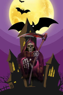 carnival night horror halloween vampire , Bat, Horror, Carnival Фоновый рисунок