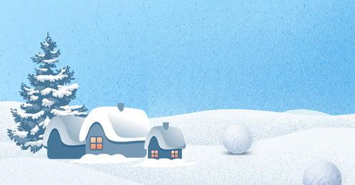 hello december hand drawn winter, Hand Drawn, Snowflake, Snow Mountain Imagem de fundo