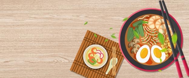 रेमन जापानी शैली ड्रैगन नूडल्स जापानी रेमन नूडल्स नूडल्स, पोस्टर, बैनर, न्यूनतम पृष्ठभूमि छवि