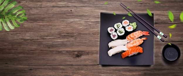 日式餐廳 日本菜 日本壽司圖片 生魚片, 日本料, 日本壽司圖片, 日式料理 背景圖片