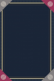 korean classic traditional pattern dark blue border shading , Korea, Tradition, Pattern Background image