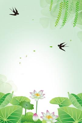 lichun vernal equinox qingming spring festival , Lotus, Spring Festival, Spring Is Coming ภาพพื้นหลัง