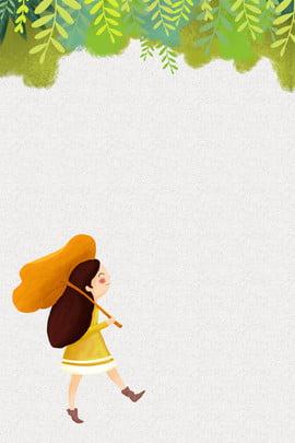 little girl flowers shading background , Little Girl, Little, Blossom ภาพพื้นหลัง