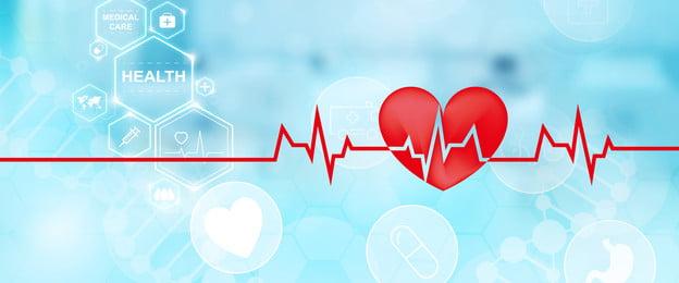 electrocardiogram medical bio technology, Science, Medical, Doctor Фоновый рисунок